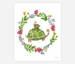 Big Turtle, Little Turtle