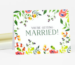 You're Getting Married!
