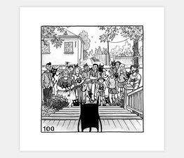 100 Demons #100