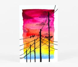 Silhouette Skyline #7