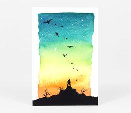 Silhouette Skyline #16