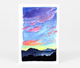 Silhouette Skyline #17