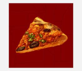 Europe Snacks: Pizza