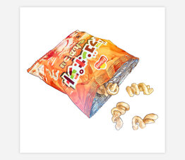 Japan Snack Packages: 3