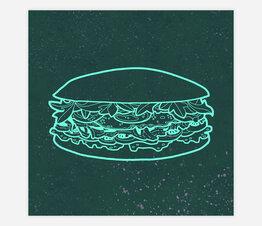 Sandwich: Desayuno