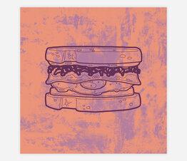 Sandwich: Huevo Mutilation