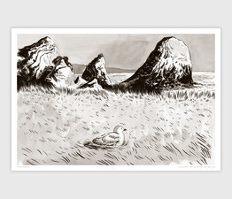 A Bird in Brookings