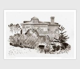Captain George Conrad Flavel House, Astoria