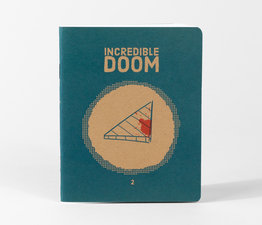Incredible Doom Issue 2