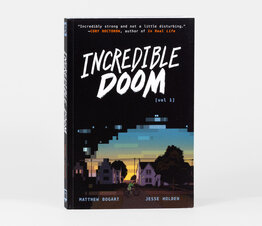 Incredible Doom Vol 1. (Softcover)