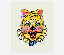 Tiger's Aye-Yi-Yi!