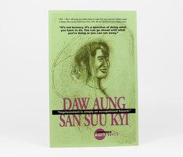Inspired Agitators: Daw Aung San Suu Kyi