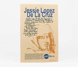 Inspired Agitators: Jessie Lopez De La Cruz