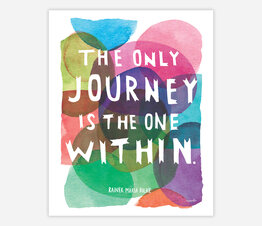 The Only Journey is Within
