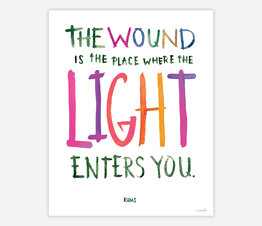 The Light Enters You