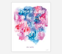 The Presence of Wonder