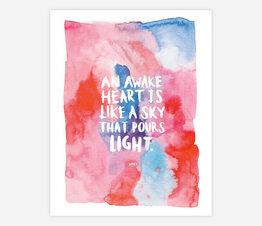 An Awake Heart