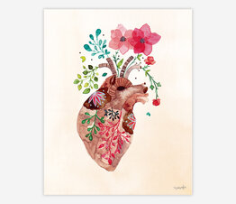 Flourishing Heart #1