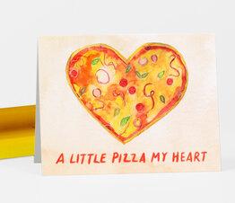 A Little Pizza My Heart