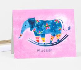 Hello Baby Elephant