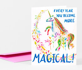Every Year You Become More Magical