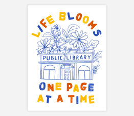Life Blooms One Page At A Time