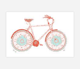 Flowering Bicycle