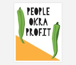People Okra Profit