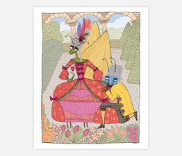 Courtly Insects