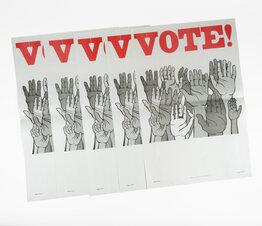 Vote! Posters