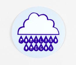 Portland Rain Cloud