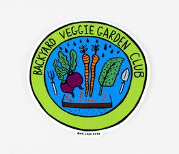 Backyard Veggie Garden Club