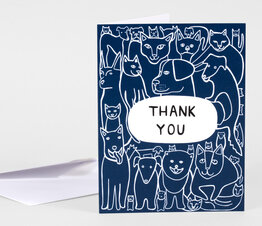 Cat/Dog Thank You