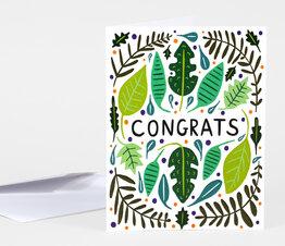Congrats Leaves