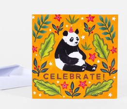 Celebrate Panda