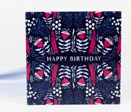 Folk Happy Birthday