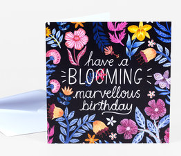Have a Blooming Marvelous Birthday