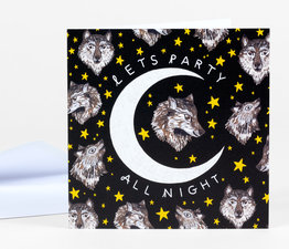 Party All Night Wolves
