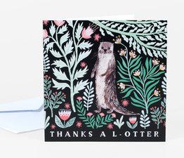 Thanks a L-Otter