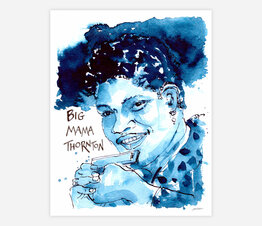 Big Mama Thornton - The Blues