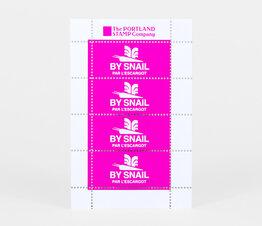 By Snail (Escarglo Purple)