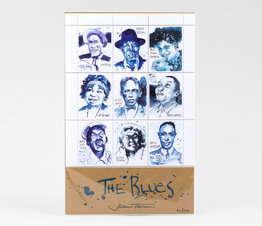 James Terman - The Blues - Signed Edition