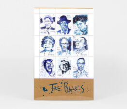James Terman - The Blues - Open Edition