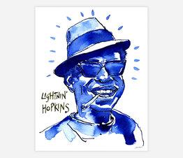 Lightnin' Hopkins - The Blues