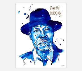 Pinetop Perkins - The Blues