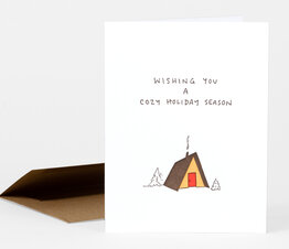 Holiday A-Frame