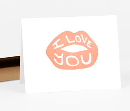 I Love You Lips