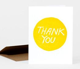 Thank You Dot
