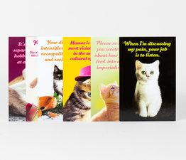 Social Justice Kittens Vol. V