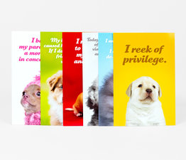 Social Justice Puppies Vol. I